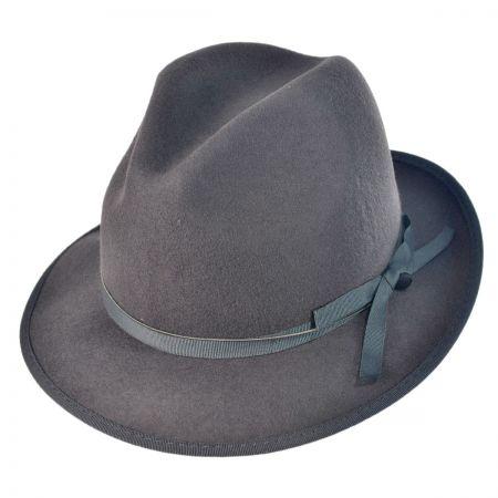 Brooklyn Hat Co Dumont Fedora Hat