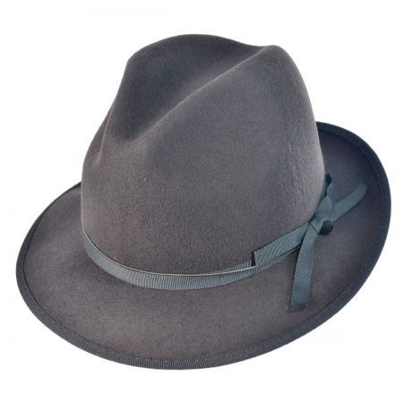 Brooklyn Hat Co Dumont Fedora Hat