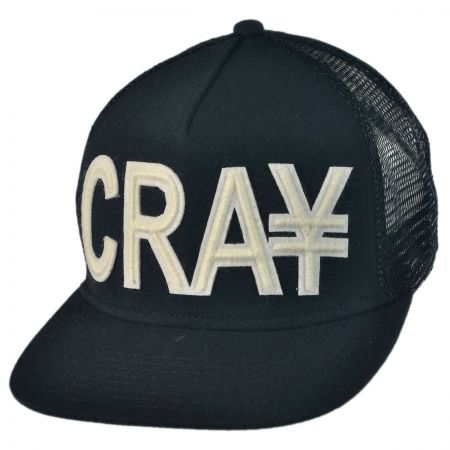 Brooklyn Hat Co CRAY Snapback Baseball Cap