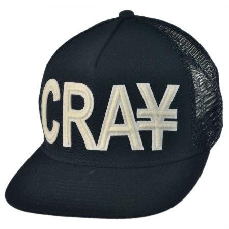 Brooklyn Hat Co CRAY Snapback Baseball Cap