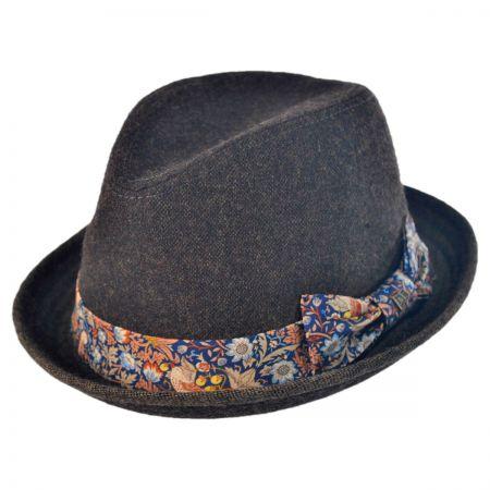 EK Collection by New Era Finn Fedora Hat
