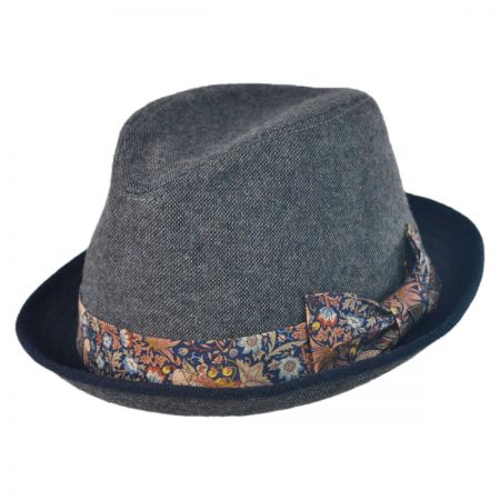 New Era Finn Fedora Hat