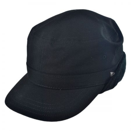 EK Collection by New Era Brecken Military Flap Cap
