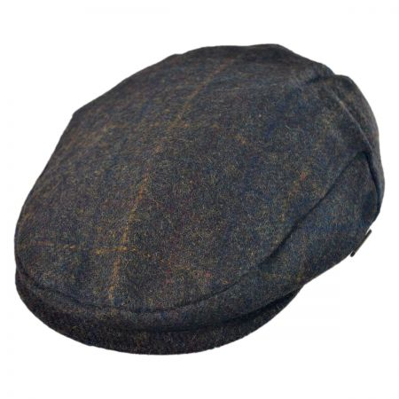 Stetson Shadow Plaid Ivy Cap