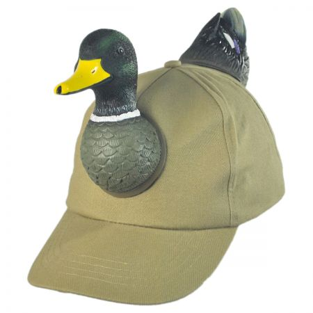 Something Special 3D Duck Baseball Cap