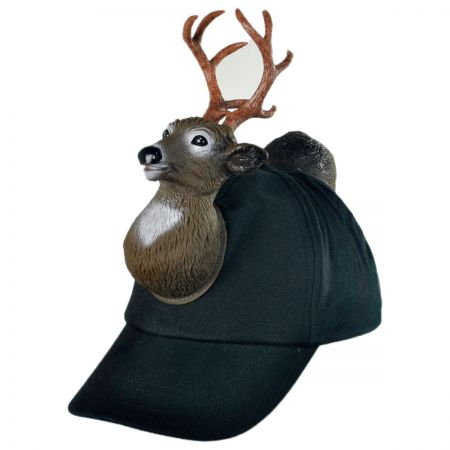 Something Special 3D Deer Snapback Baseball Cap
