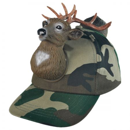 Something Special 3D Deer Baseball Cap