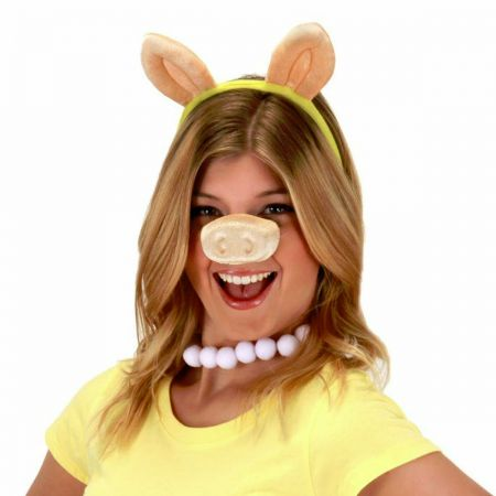 The Muppets Miss Piggy Costume Kit
