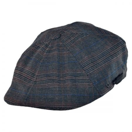 Kangol 504 Clifton Plaid Ivy cap