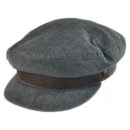 Cotton Fiddler Cap