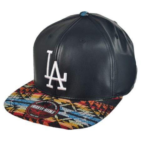 American Needle Los Angeles Dodgers MLB Sleek Baseball Cap