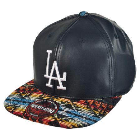 American Needle Los Angeles Dodgers Sleek Baseball Cap