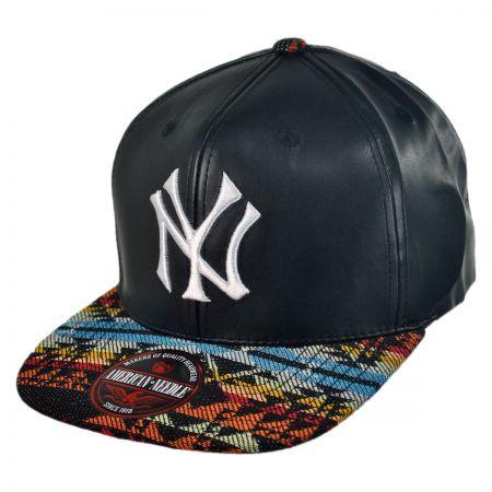 American Needle New York Yankees Sleek Baseball Cap