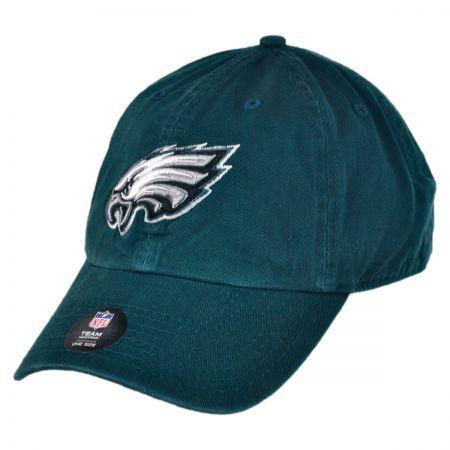 47 Brand Philadelphia Eagles Clean Up Baseball Cap