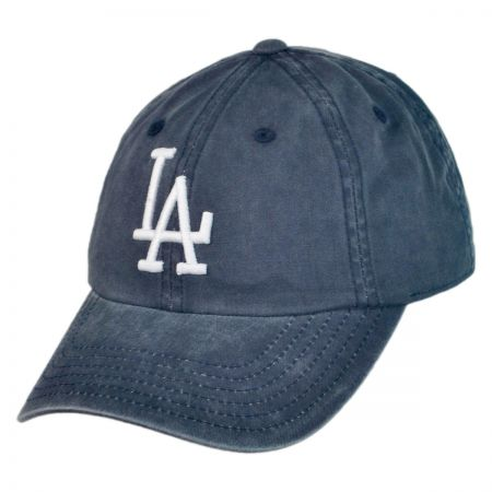 American Needle Los Angeles Dodgers MLB Raglan Strapback Baseball Cap