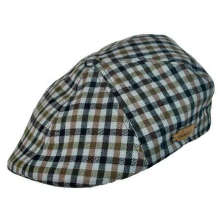 Kangol Kangol Plaid 504 Paddington Check Ivy Cap