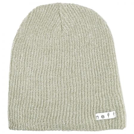 Neff Daily Sparkle Knit Beanie Hat