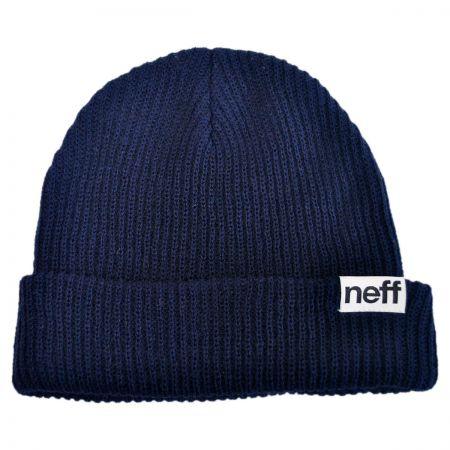Neff Fold Beanie Hat