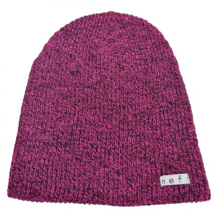 Daily Heather Knit Beanie Hat alternate view 16