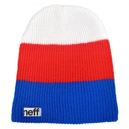 Neff Trio Beanie Hat