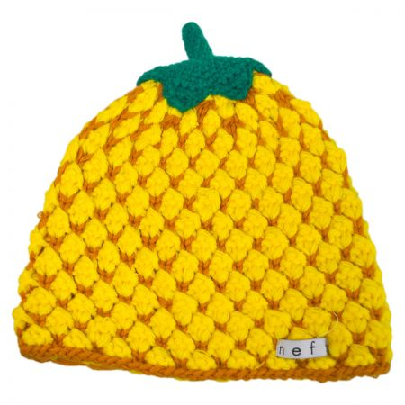 Neff Fruit Beanie Hat - Pineapple