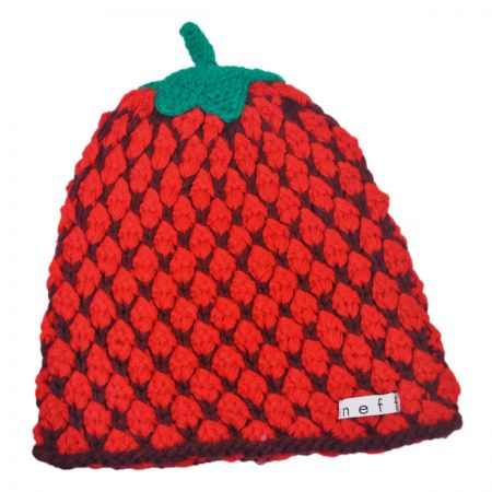 Neff Fruit Beanie Hat - Strawberry