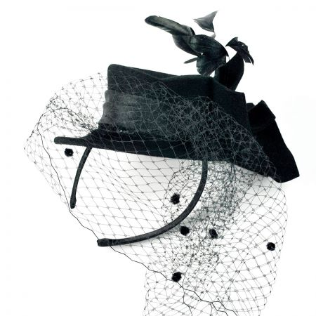 Something Special Veil Mini Topper Headband
