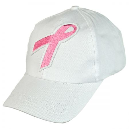 Something Special Pink Ribbon Baseball Cap