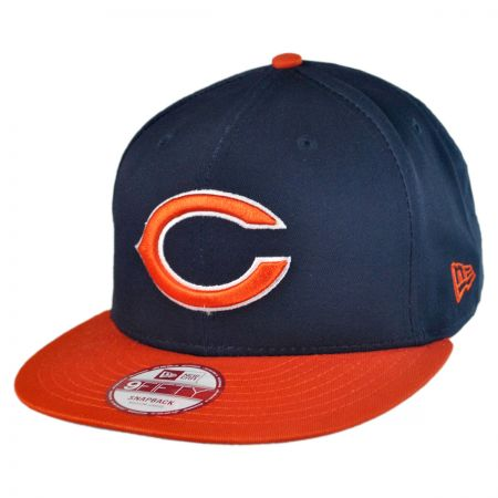 New Era Chicago Bears NFL 9Fifty Snapback Baseball Cap