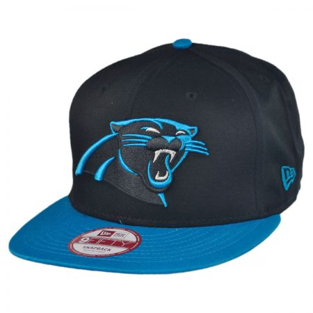 New Era Carolina Panthers NFL 9Fifty Snapback Baseball Cap