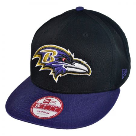 New Era Baltimore Ravens NFL 9Fifty Snapback Baseball Cap