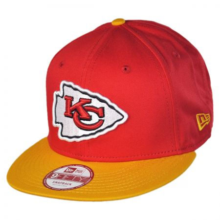 New Era Kansas City Chiefs NFL 9Fifty Snapback Baseball Cap