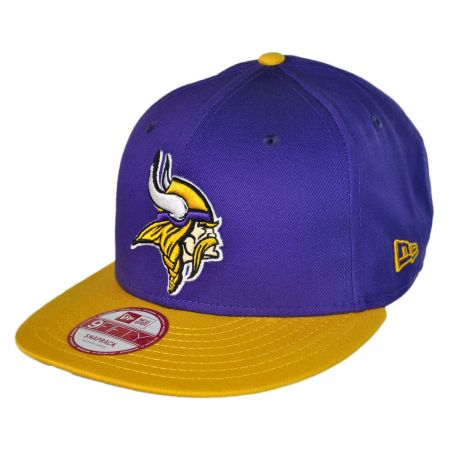 New Era Minnesota Vikings NFL 9Fifty Snapback Baseball Cap