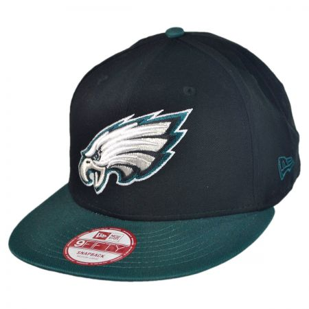 New Era Philadelphia Eagles NFL 9Fifty Snapback Baseball Cap