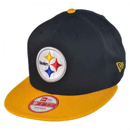 New Era Pittsburgh Steelers NFL 9Fifty Snapback Baseball Cap
