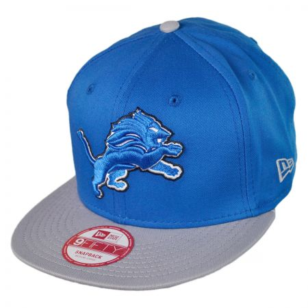 New Era Detroit Lions NFL 9Fifty Snapback Baseball Cap