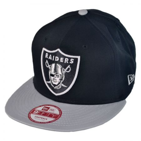 New Era Oakland Raiders NFL 9Fifty Snapback Baseball Cap