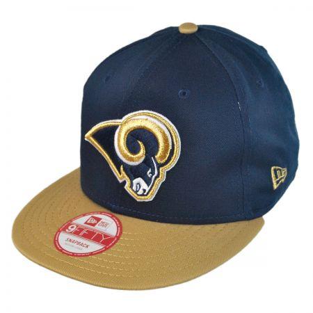 New Era St Louis Rams NFL 9Fifty Snapback Baseball Cap