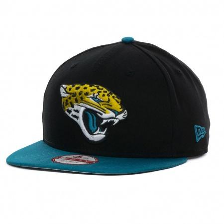 New Era Jacksonville Jaguars NFL 9Fifty Snapback Baseball Cap