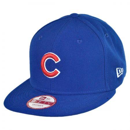 New Era Chicago Cubs MLB 9Fifty Snapback Baseball Cap