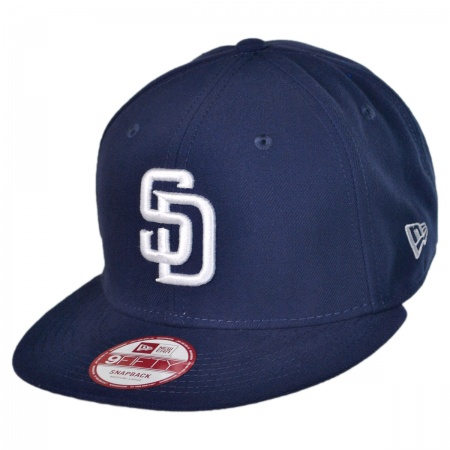 New Era San Diego Padres MLB 9Fifty Snapback Baseball Cap