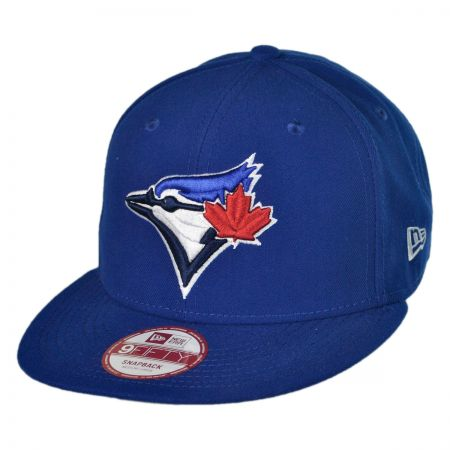 New Era Toronto Blue Jays MLB 9Fifty Snapback Baseball Cap