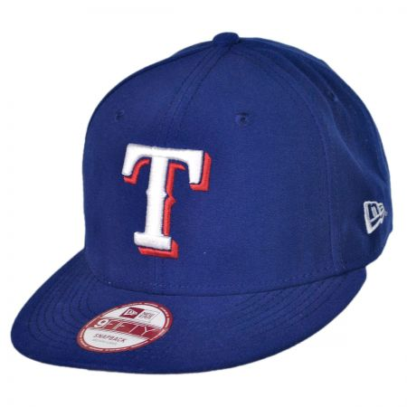 New Era Texas Rangers MLB 9Fifty Snapback Baseball Cap