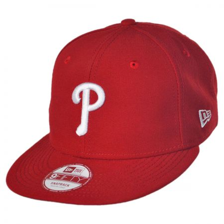 New Era Philadelphia Phillies MLB 9Fifty Snapback Baseball Cap
