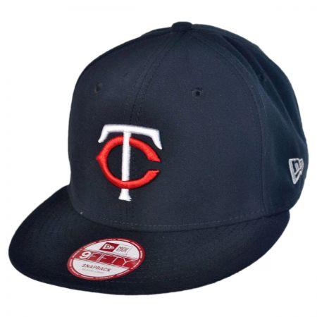 New Era Minnesota Twins MLB 9Fifty Snapback Baseball Cap