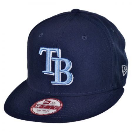 New Era Tampa Bay Rays MLB 9Fifty Snapback Baseball Cap