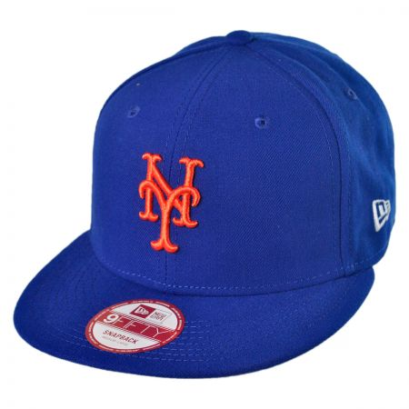 New Era New York Mets MLB 9Fifty Snapback Baseball Cap