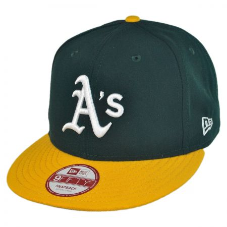 New Era Oakland Athletics MLB 9Fifty Snapback Baseball Cap