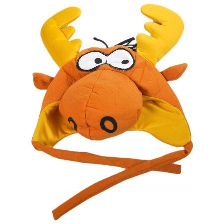Rasta Imposta Bullwinkle Moose Hat