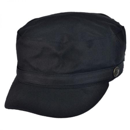 B2B Herringbone Army Cap